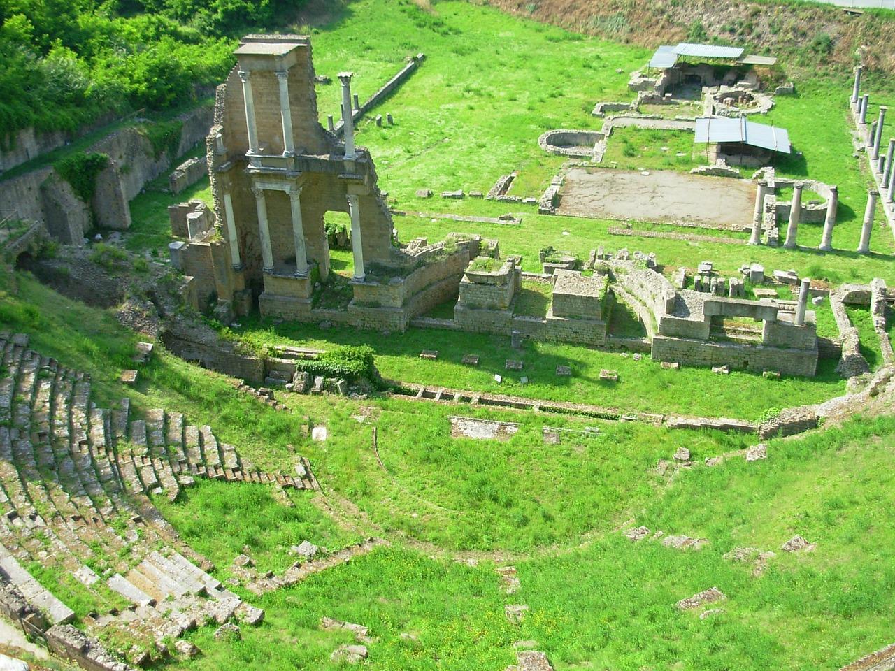 Ausgrabungen Volterra