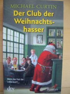 Cover - Curtin, Weihnachtshasser