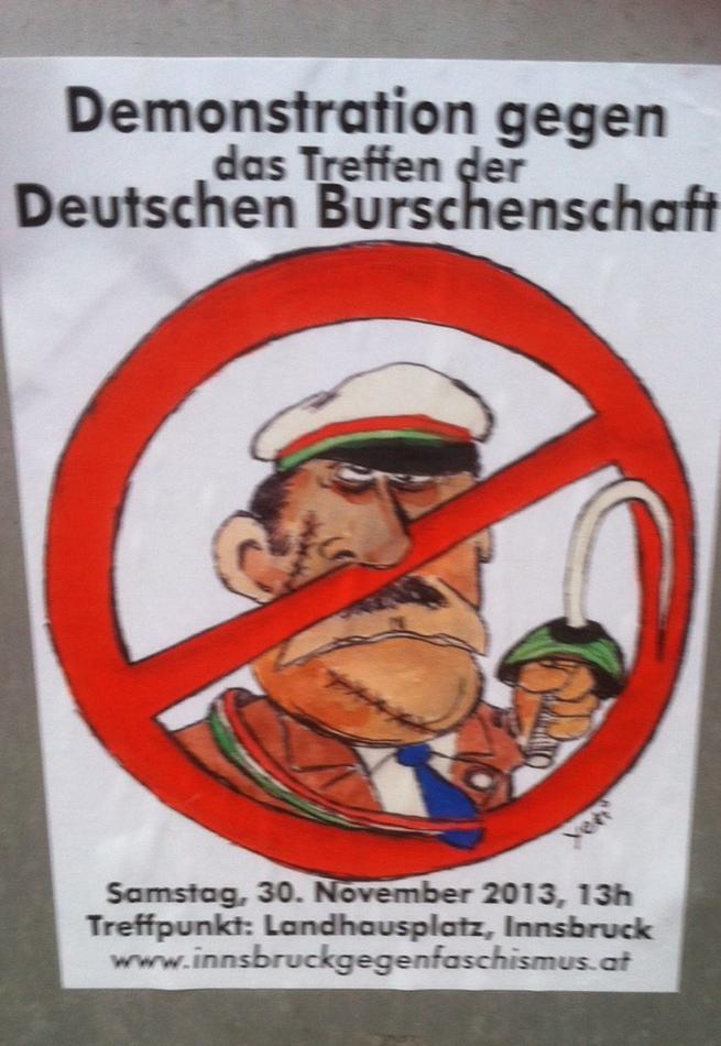 Innsbruck gegen Faschismus