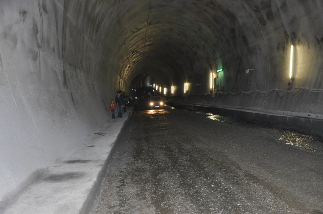 Brenner Basis Tunnel