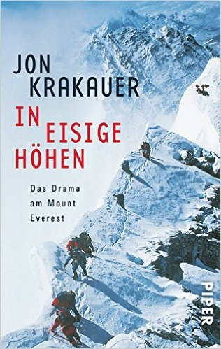 In eisige Höhen - Buchcover