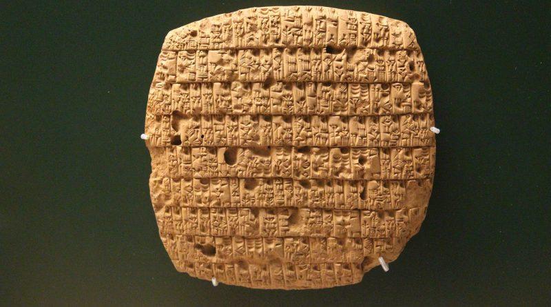 Gilgamesch-Epos – der Inhalt
