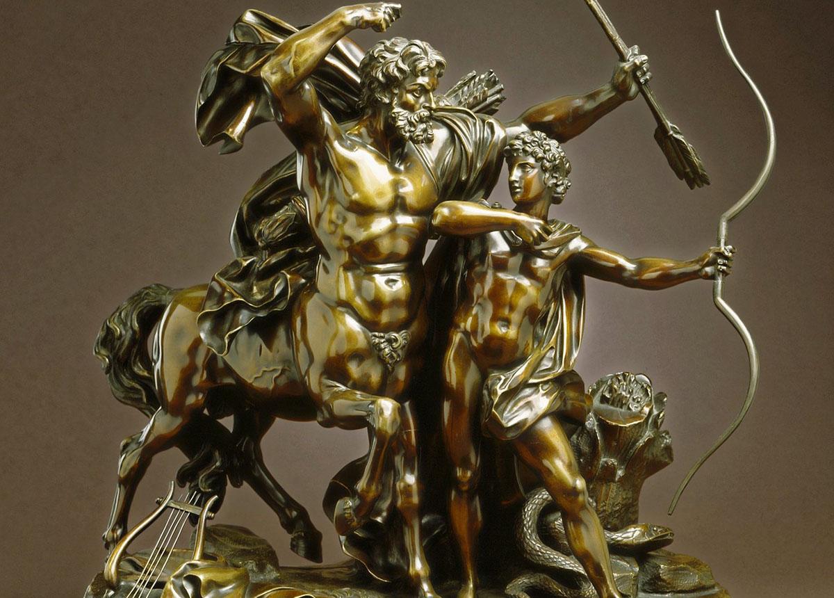 Achilles - Statue
