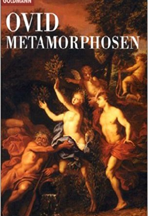Cover - Ovid - Metarmophosen