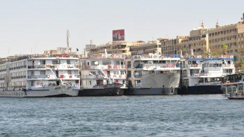 Schiffe - Nilkreuzfahrt